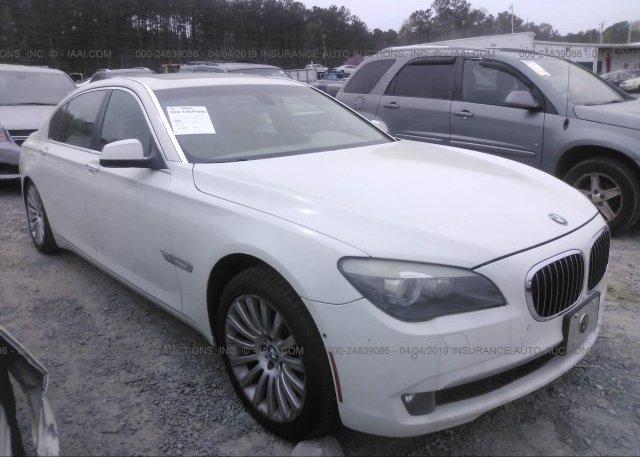 Inventory #749888034 2009 BMW 750