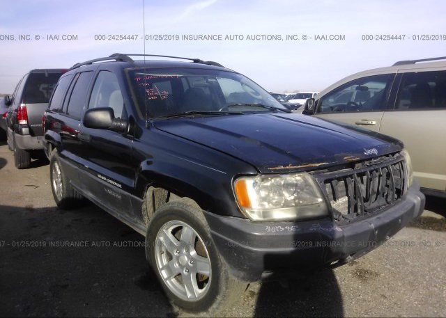 Inventory #281177181 2003 JEEP GRAND CHEROKEE