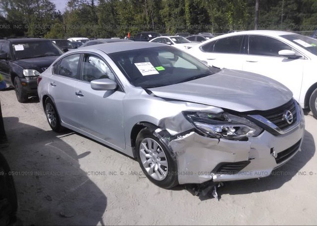 Inventory #976654092 2017 Nissan ALTIMA
