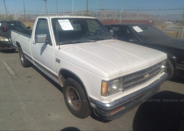 Inventory #247224754 1989 Chevrolet S TRUCK