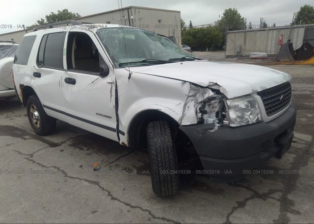 Inventory #795193921 2004 FORD EXPLORER