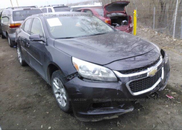 Inventory #865908374 2015 Chevrolet MALIBU