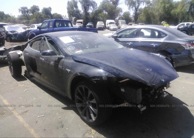 Inventory #703483503 2018 Tesla MODEL S