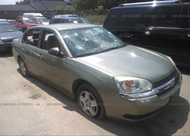 Inventory #439241089 2004 Chevrolet MALIBU