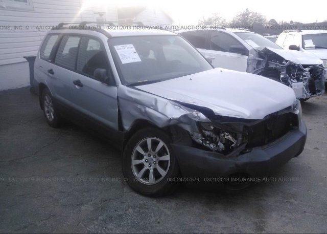 Inventory #338663032 2003 Subaru FORESTER
