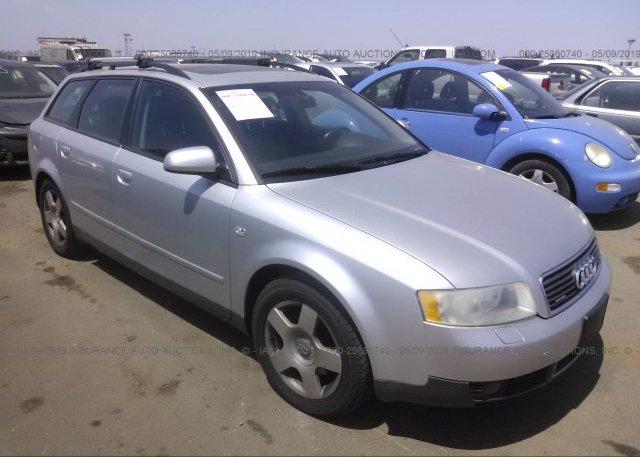 Inventory #505559466 2002 AUDI A4