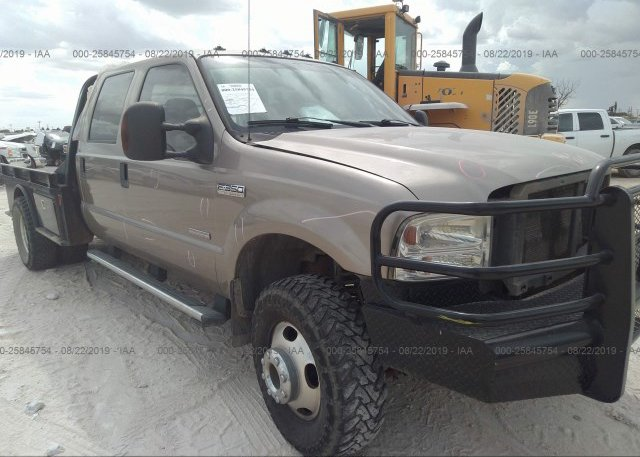Inventory #828260662 2006 FORD F350