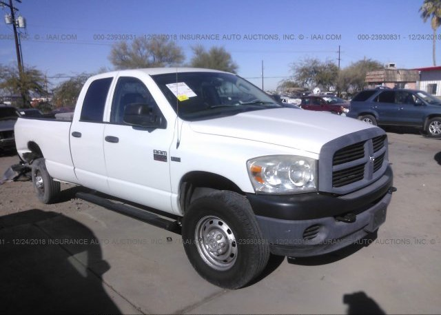 Inventory #508722573 2009 Dodge RAM 2500