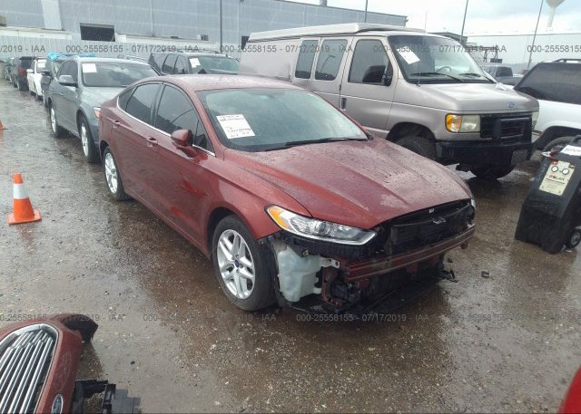 Inventory #402035286 2014 FORD FUSION