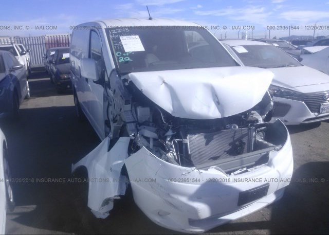 Inventory #116201289 2018 Nissan NV200