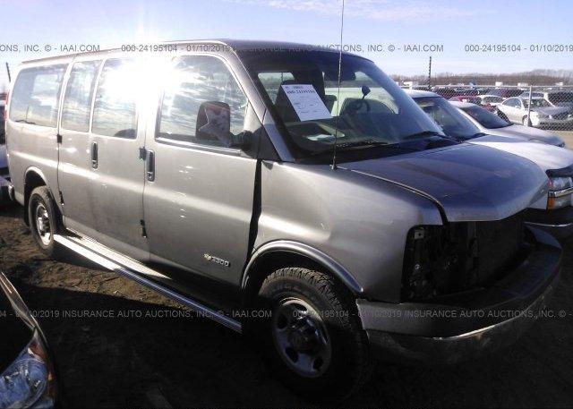 Inventory #684372647 2006 Chevrolet EXPRESS G3500