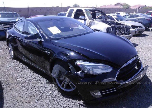 Inventory #215953939 2015 Tesla MODEL S