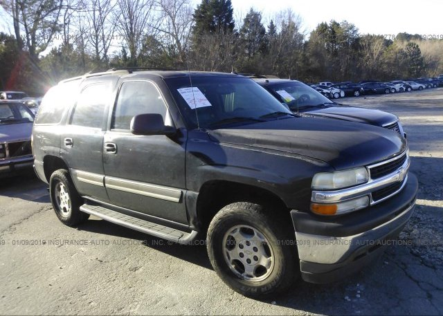 Inventory #373792726 2005 Chevrolet TAHOE