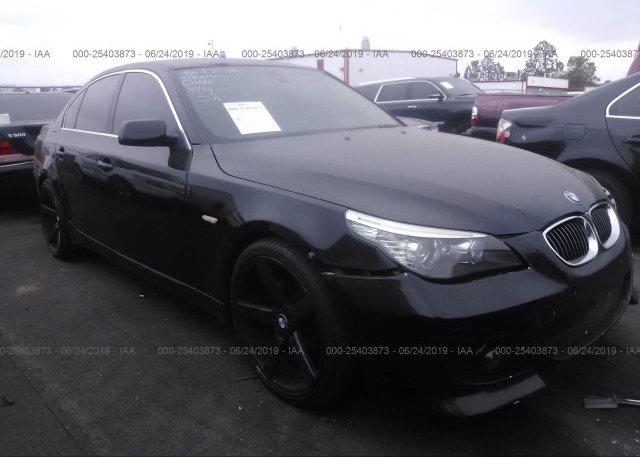 Inventory #183191935 2008 BMW 528