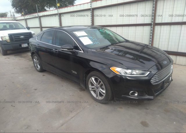 Inventory #634524518 2015 FORD FUSION