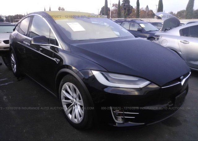 Inventory #561991092 2016 Tesla MODEL X