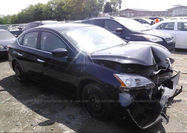 Inventory #376003110 2014 Nissan SENTRA