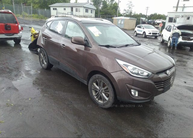 Inventory #179236591 2014 Hyundai TUCSON