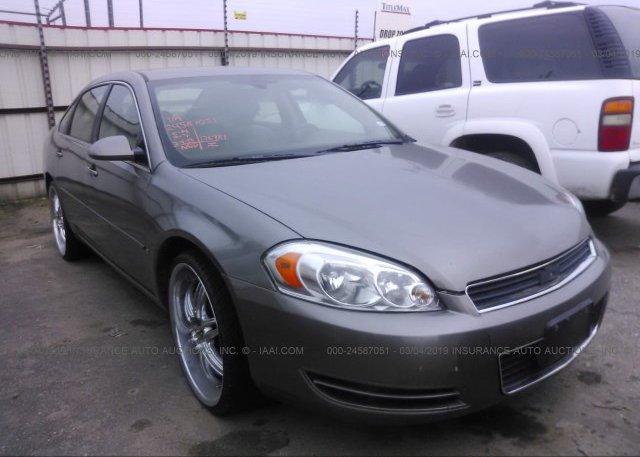Inventory #919469328 2006 Chevrolet IMPALA