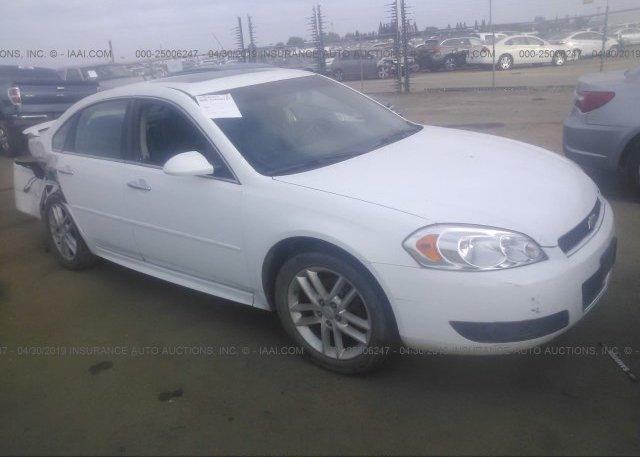 Inventory #436823310 2013 Chevrolet IMPALA