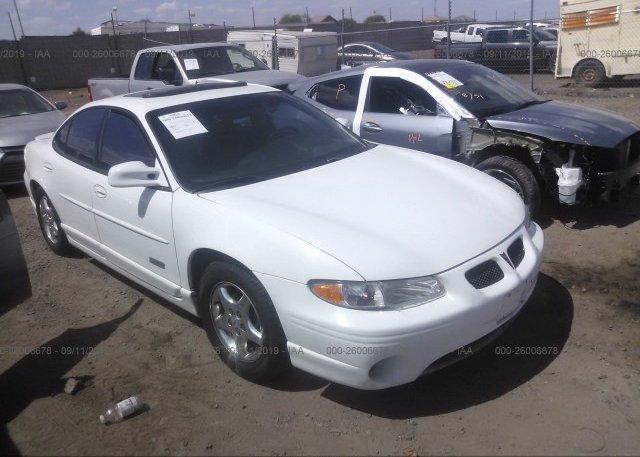 Inventory #573620322 1997 Pontiac GRAND PRIX