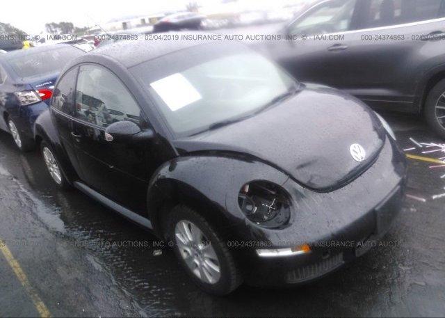 Inventory #306834205 2009 Volkswagen NEW BEETLE