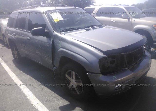 Inventory #750495531 2007 Chevrolet TRAILBLAZER