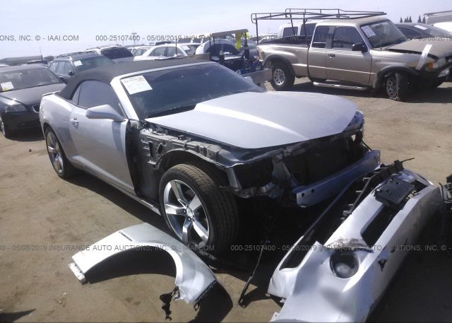 Inventory #246661287 2013 Chevrolet CAMARO