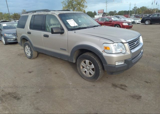 Inventory #219523484 2006 FORD EXPLORER