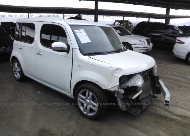 Inventory #912244150 2014 Nissan CUBE