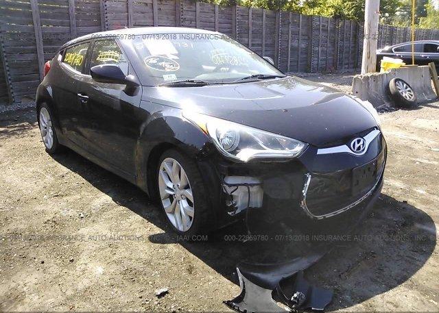 Inventory #232542127 2012 Hyundai VELOSTER