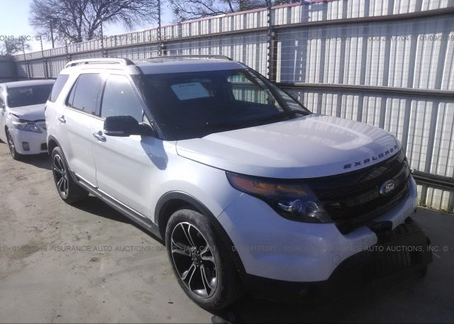 Inventory #858294953 2014 FORD EXPLORER