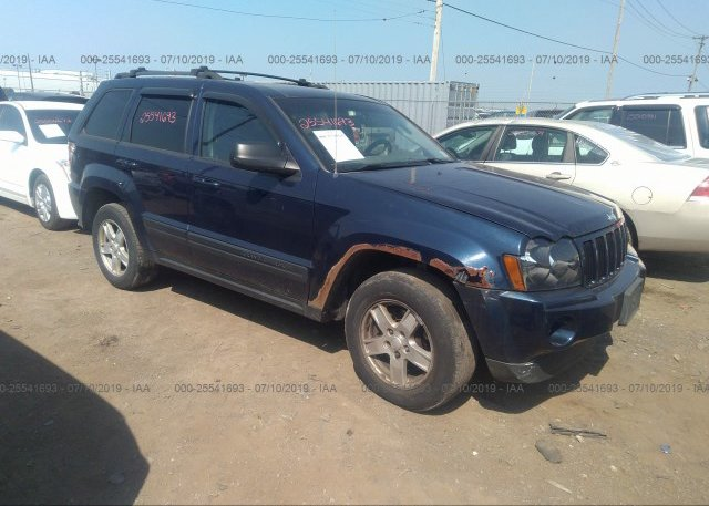 Inventory #343403783 2006 JEEP GRAND CHEROKEE