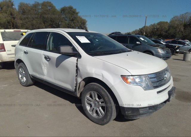 Inventory #139239249 2010 FORD EDGE