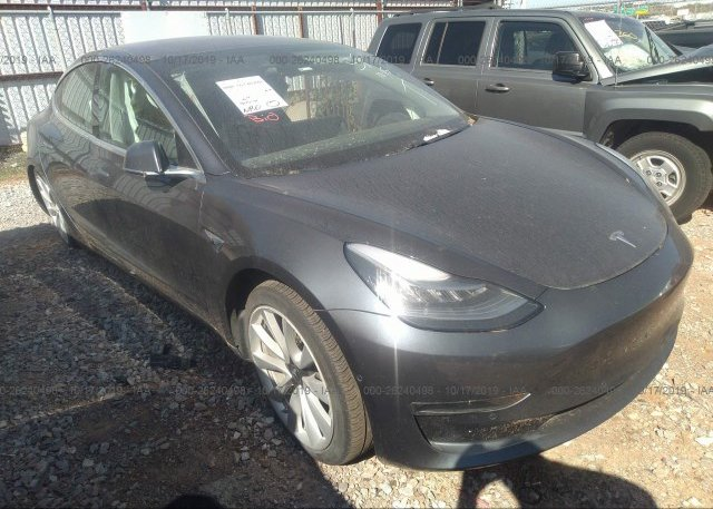 Inventory #675550617 2018 Tesla MODEL 3
