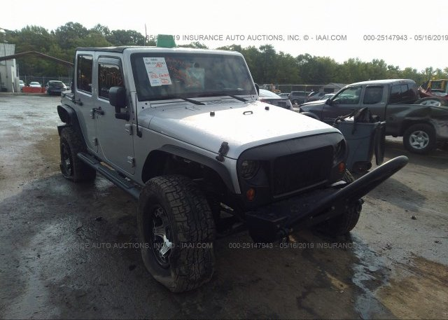 Inventory #328064450 2011 JEEP WRANGLER UNLIMITE
