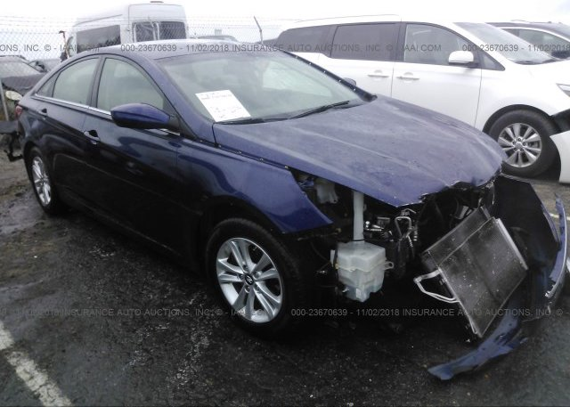 Inventory #692561004 2013 Hyundai SONATA