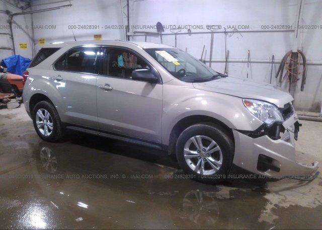 Inventory #324793905 2011 Chevrolet EQUINOX