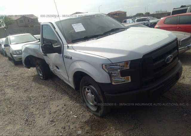 Inventory #198688086 2016 FORD F150