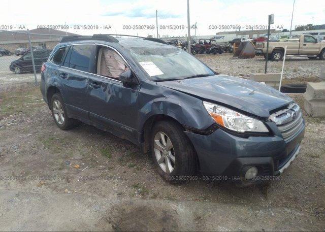 Inventory #775963634 2013 Subaru OUTBACK
