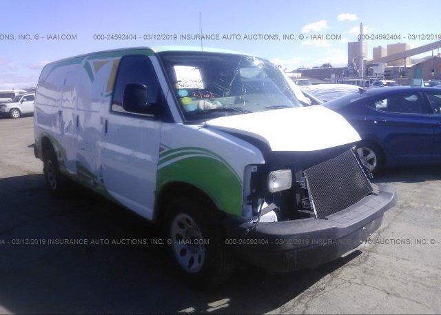 Inventory #867821876 2012 Chevrolet EXPRESS G1500