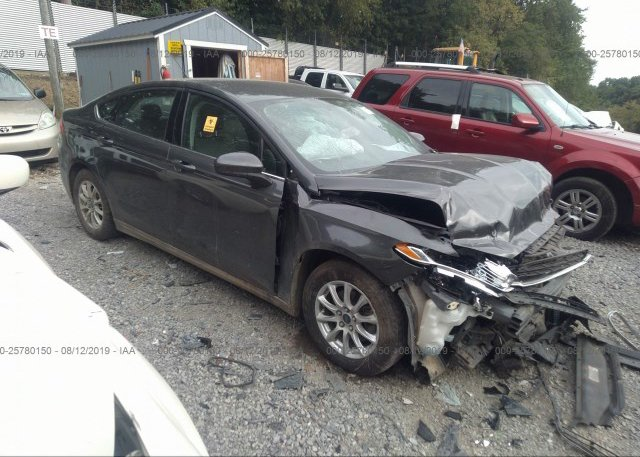 Inventory #226381472 2015 FORD FUSION