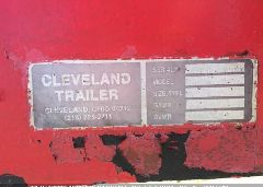 1989 TRAILER 18' CAR HAULER - 0891C18B20702320 Left View