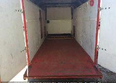 1989 TRAILER 18' CAR HAULER - 0891C18B20702320 inside view