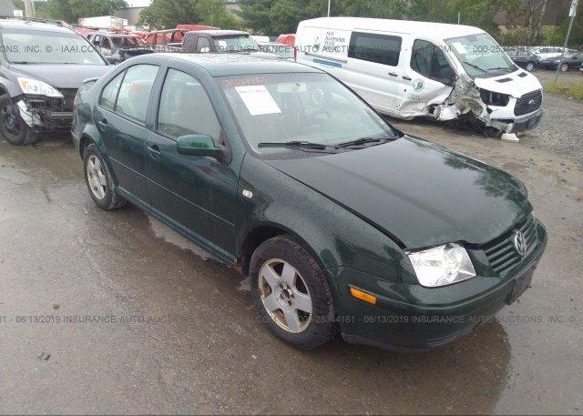 Inventory #515001315 2000 Volkswagen JETTA
