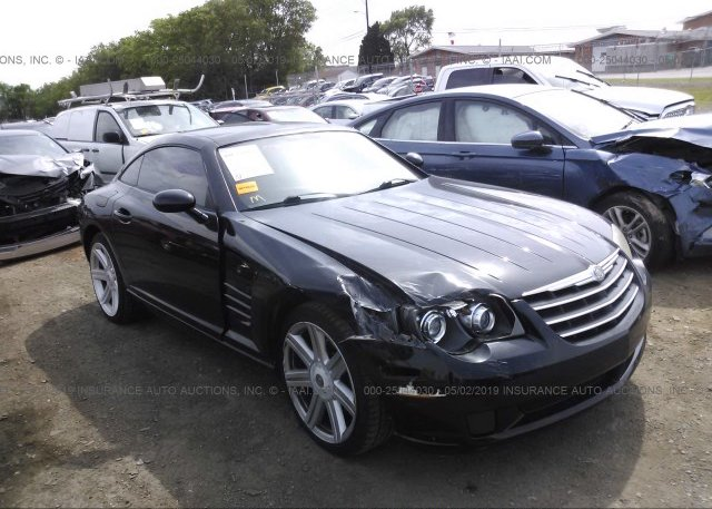 Inventory #695776742 2005 Chrysler CROSSFIRE