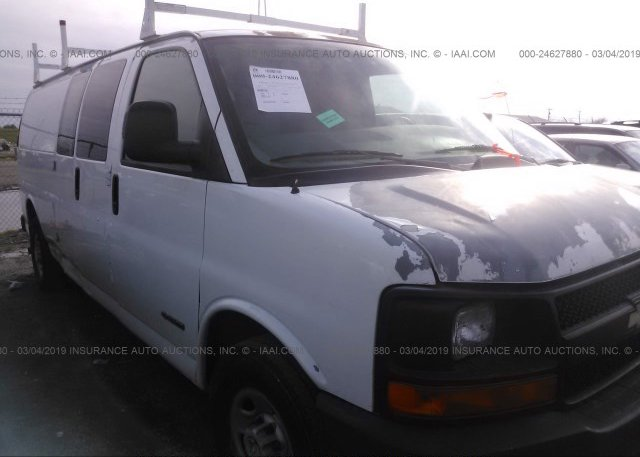Inventory #532480061 2006 Chevrolet EXPRESS G2500