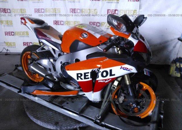 Inventory #632155452 2009 Honda CBR1000