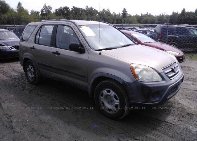 Inventory #696956774 2006 Honda CR-V