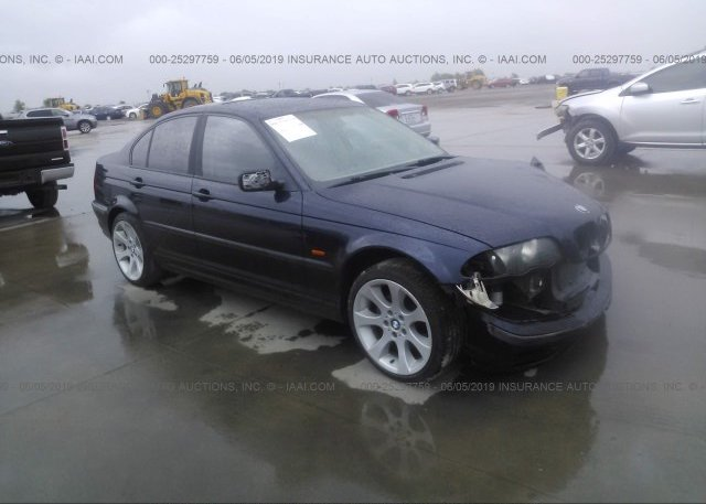 Inventory #547752101 2001 BMW 325